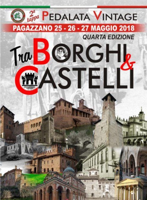 """Pedalata vintage della Bergamasca """"Tra Borghi e Castelli"""" 2019"""
