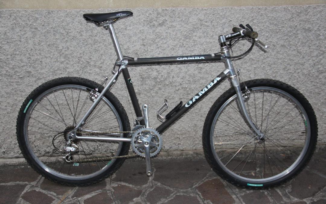 Bicicletta MTB ALAN CAMPY